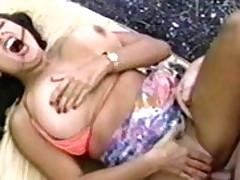 Amazing pornstar Vanessa D'oro in crazy large tits, outdoor porn movie