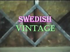Bo-no-bo swedish vintage