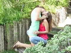 Riley Reid doesn`t know the true facet of Malena Morgan before this incident! Her new roommate is the almost any skilled pussy sucker who planned to suck say no to pussy dry! It all started with kissing in the lawn. And they started getting naked one time