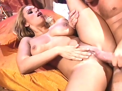 Wild Pandora Fantasy begs for greater quantity in a nasty hardcore threesome