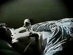 Hidden Cam. My Mom On Bed Masturbating
