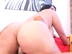 Overweight Big-Titted spanish xxx star Angelina Castro fucks A Fan