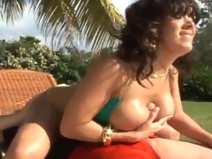 Sunny Day smut not far from A Sizzling open-air fucker Sienna West