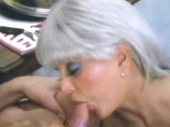 Retro foreplay porn give huge tits chick