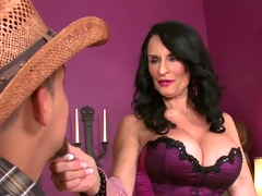 Mature, MILF, 60+ Year Old, Older Woman: Rita Daniels