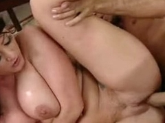 Big-assed Sophie Dee enjoys chum around with annoy strongest dick ripping her love tunnels until she cums