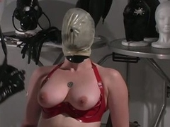 Slaver Redhead Can't live without Suffocating Her Breasty Lesbo Sex Thrall