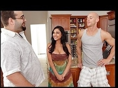 Priya is annoyed of constantly begging her boyfriend for some act and continuously being rejected for his allies. When that sweetheart explains her situation to her boyfriends ally Johnny that man thinks that his ally is a complete idiot for rejecting her and gives her exactly what this sweetheart needs.