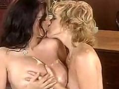 Busty Older Lesbians seduce Us...F70