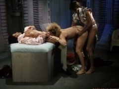 Classic whore Vanessa del Rio is having the greatest fucking act she craved