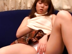 Finger fucking solo by sexy Erika