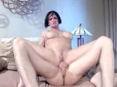 Tory Lane loves that large trunk bonking