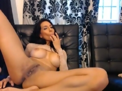Big-Titted nymph gratifying nearly A oustanding toy