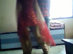 Desi college students caught on the top be incumbent on hidden cam