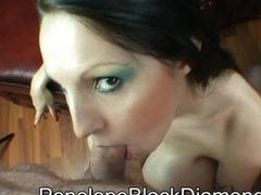 Penelope Black Diamond Blow Job