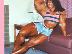 Legendary muscle amazons fbb female body builders
