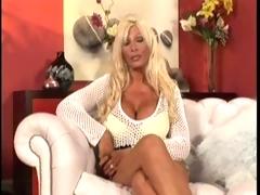 Very Sexy Mature Blonde(part4) :P
