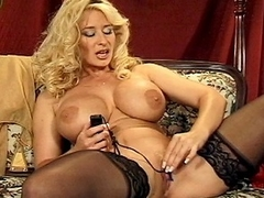 Stripper Heather Hooters did very little videotape modeling. This little...