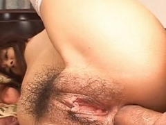 Dped and Creamed Asian XXX Clip