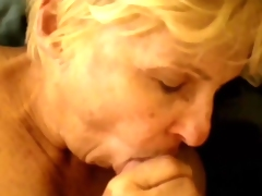 Boy sucks jock and then takes it in her pleasant vagina