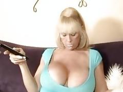 Big Tit Granny Pov