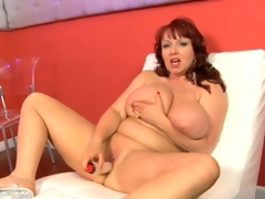 Weve all seen these late-night TV commercials for 900-line singles connections with sexy babes out to pitch your tent. This fresh Cherry Brady video for XLGirls is a million times hotter, bustier and wetter. The redhaired supervixen, the ultimate woman-next-door, is back after likewise lengthy an absence and just as horny as always! Back to wave her massive 36G-cups in your face, back to spread her sweet wet crack and shake her curvy ass. The staff was excited to learn of Cherrys return to the SCORE Group studio, always an event here, knowing the fun that babe would bring to countless breast-men around the world. Cherrys love of erotica, big tits, sex, pussy and porn grows stronger. A clean-living woman with a dirty mind, at home that babe can't live without to read filthy books by such masters as Henry Miller for inspiration. Wherever this chab may be, Henry Miller is downing a discharged in Cherrys honor. This is the Cherry Brady version of a late-night TV sex-fomerical. Her statuesque bod packed into a skintight dress and her dirty face hole are a boob-hounds wet dream. You can squirt your load on my pussy, Cherry murmurs. You can squirt it on my tits. You can squirt it in my mouth. Then when youre done, u can wipe your pecker on the drapes for all I care. True poetry from a great American sexbomb!  A devilish mind in the body of a stacked angel. The entire video is filled with this kind of sex chat. Cherrys titty hanging and dangling are off the chart. Five minutes into the video, Cherrys swinging hangers in low-angle become completely breastnotizing. Its an award-winning moment. Weve said it before, well say it again. Theres only one Cherry Brady. Shes raised greater amount cocks than a chicken farmer.