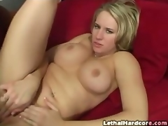 Cassidy strips, shakes her gazoo and acquires her cunt licked on all fours by Lee in advance of giving him head.  Her head bobs and weaves all over his cock like a pro.  This babe deep face holes his pecker and then lays back for a good pounding.  This babe moans loudly during the time that his wiener bangs her.  When that babe acquires on all fours for a doggy-style bang, this girl takes a break with a bit more head and then mounts him in reverse with her legs in the air.  This babe acquires louder and louder as he fucks her harder and harder.  Her large billibongs jiggle during the time that that babe moves.  When that babe acquires down for one more round of head, that babe works his staff until that babe acquires a tasty cumshot to the face.