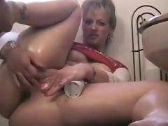 BBW mama acquires off at eye level