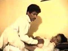 Lickerish Indian mature making sexual connection movie