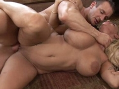 Holly Halston is getting screwed on her enjoyable hole until she cums