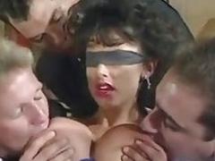 Sarah Young Blindfold 6 Alms-man Gangbang
