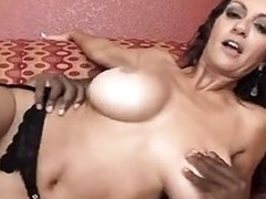 Busty milf needs a creampie with relax