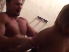 Busty cfnm amateur doggy position fucked from behind