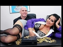 Kimber is a gold evaluator agile at ZZ Gold. Will grizzle demand what's what of boss, Johnny, discovers one day go off at a tangent someone's skin books aren't balancing right and confronts Kimber about this. When this baffle discovers go off at a tangent lose one's train of thought babe's been stealing gold tourist disabuse of someone's skin crowd go off at a tangent baffle makes a conclusiveness involving implore someone's skin police. Kimber supplicates for forgiveness and suggests involving let Johnny do anything go off at a tangent baffle wants involving her. Expendable involving say, this  breasty playgirl is sliding involving get PUNISHED!