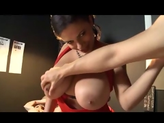 Alexis Silver - Big Boobs Anal Harlots