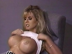 No one can beat the sex prowess of these two nasty fair-haired dykes, with...