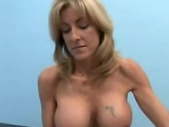 Gaffer blond milf Lexi Carrington must loathe pushing 50, tribunal she is still...